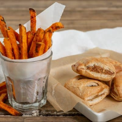 Wall's Pastry Sweet Potato Fries