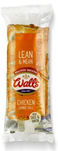 Wall's Pastry chicken range - Chicken Jumbo Roll