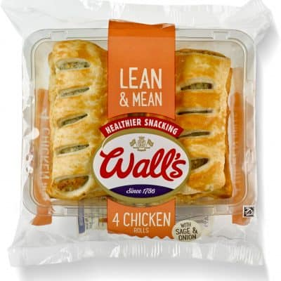 Wall's Pastry chicken range - Chicken rolls